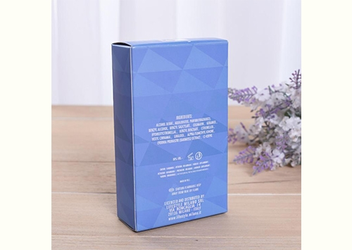 Customized boutique packaging box