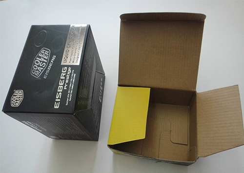 The production of packaging cartons